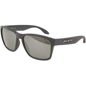 Rudy Project Spinhawk Glasses Matte Black - Polar 3FX HDR Grey